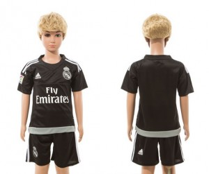 Niños Camiseta del goalkeeper Real Madrid 2015/2016