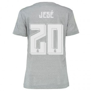 Camiseta de Real Madrid 2015/2016 Segunda JESE Equipacion Mujer