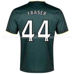 Camiseta nueva Celtic Fraser Equipacion Segunda 2014/2015