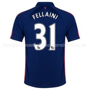Camiseta Manchester United Fellaini Tercera 2014/2015