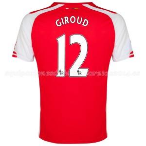 Camiseta Arsenal Giroud Primera Equipacion 2014/2015
