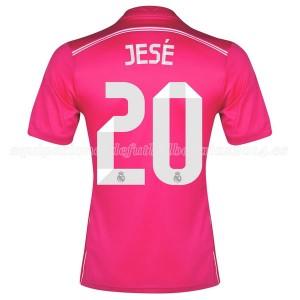 Camiseta Real Madrid Jese Segunda Equipacion 2014/2015