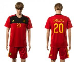 Camiseta del 20# Belgium 2015-2016