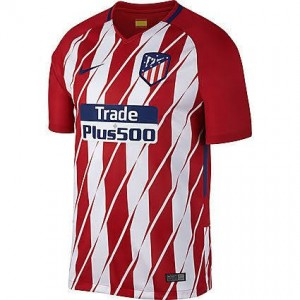 Camiseta del Atletico Madrid Primera Equipacion 2017/2018