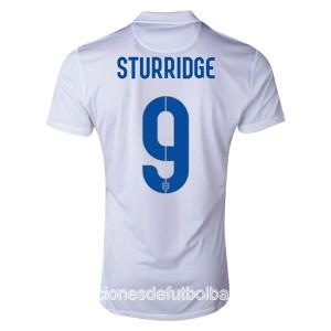 Camiseta del Sturridge Inglaterra de la Seleccion Primera WC2014