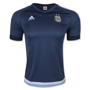 Camiseta Argentina Away 2016