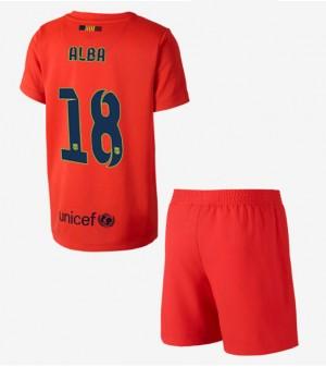 Camiseta Arsenal Diaby Segunda Equipacion 2014/2015