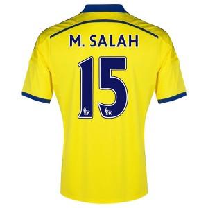 Camiseta del M Salah Chelsea Segunda Equipacion 2014/2015