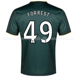 Camiseta del Forrest Celtic Segunda Equipacion 2014/2015