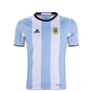 Camiseta nueva del Argentina 2016 Niños Home