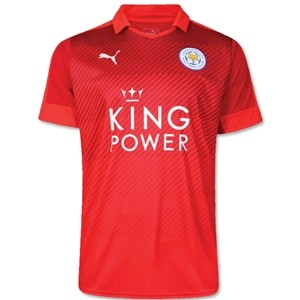 Camiseta nueva Leicester City Equipacion Segunda 2016/2017