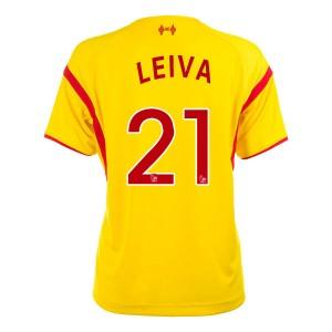 Camiseta Chelsea Matic Tercera Equipacion 2014/2015