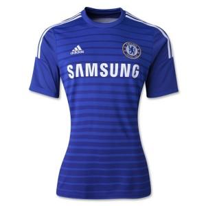 Camiseta de Chelsea 2014/2015 Primera Equipacion Mujer