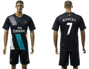 Camiseta nueva del Arsenal 7# Away