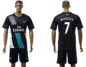 Camiseta nueva del Arsenal 7# Away