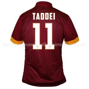 Camiseta nueva AS Roma Taddei Equipacion Primera 2014/2015