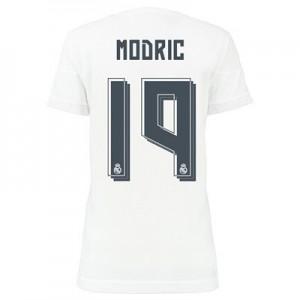 Camiseta nueva del Real Madrid 2015/2016 Equipacion MODRIC Mujer Primera