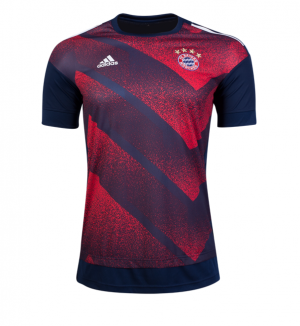 Camiseta del Pre-Match Bayern Munich Home 2017/2018