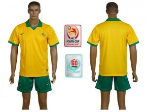 Camiseta Australia de la Seleccion Primera