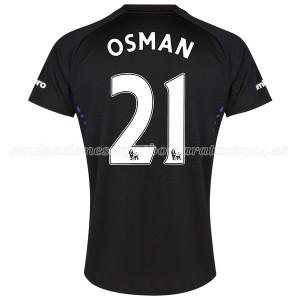 Camiseta nueva Everton Osman 2a 2014-2015