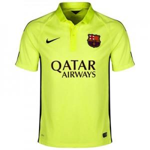 Camiseta Barcelona Tercera Equipacion 2014/2015