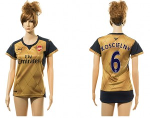 Camiseta Arsenal 6# Away