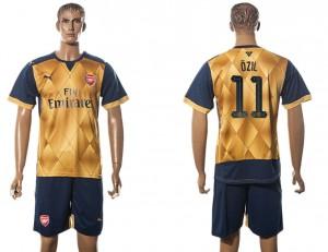 Camiseta nueva del Arsenal UEFA Champions League 11 Away