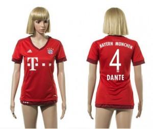 Camiseta nueva Bayern Munich Mujer 4 2015/2016