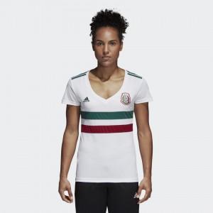 Mujer Camiseta del MEXICO Away 2018