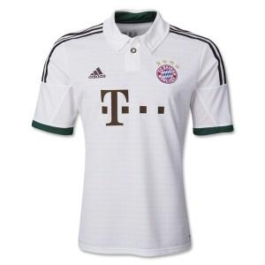 Camiseta del Bayern Munich Tercera Equipacion 2013/2014