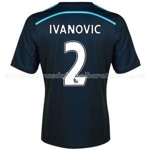 Camiseta Chelsea Ivanovic Tercera Equipacion 2014/2015
