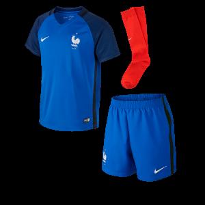 Camiseta Francia 2016/2017 Niños