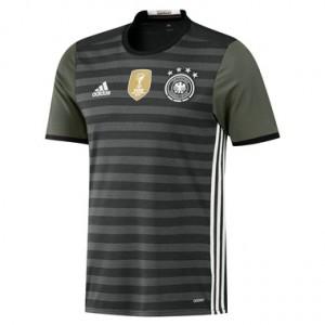Camiseta del Alemania Segunda Equipacion 2016