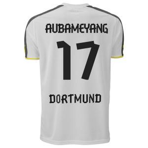 Camiseta Borussia Dortmund Aubameyang Tercera 2013/2014