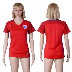 Camiseta Inglaterra UEFA EURO 2016 Mujer