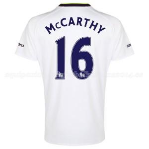 Camiseta nueva Everton McCarthy 3a 2014-2015