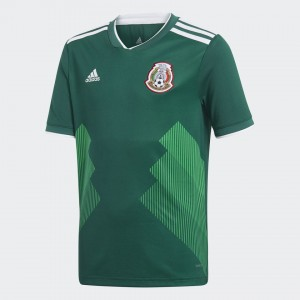 Camiseta MEXICO Home 2018 Juventud