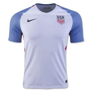 Camiseta nueva del Estados Unidos 2016 Home