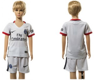 Camiseta de Paris Saint-Germain 2015/2016 Niños