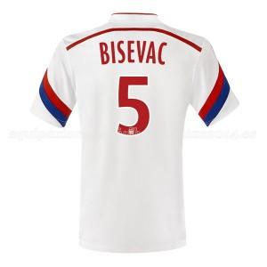 Camiseta del Bisevac Lyon Primera 2014/2015