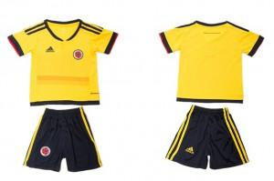 Camiseta Colombia 2015/2016 Niños