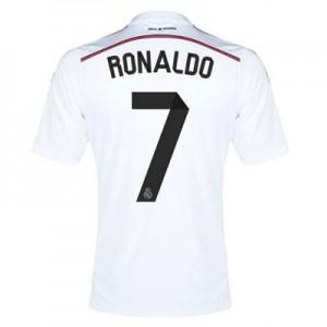 Camiseta nueva del Real Madrid 2014/2015 Equipacion Ronaldo Primera
