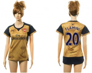 Camiseta del 20# Arsenal Away