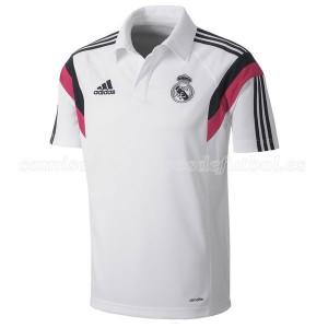 Camiseta nueva del Real Madrid 2014 Blanco