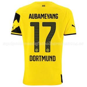 Camiseta del Aubameyang Borussia Dortmund Primera 14/15