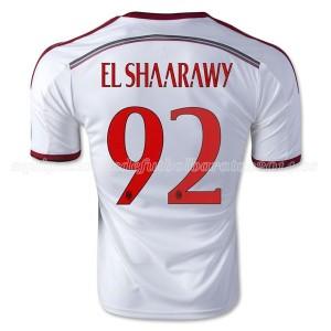 Camiseta del El.Shaarawy AC Milan Segunda Equipacion 2014/2015