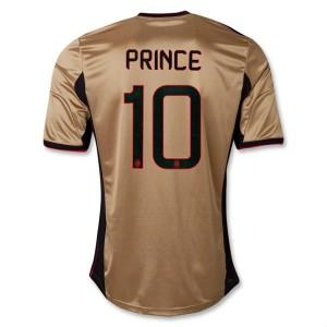 Camiseta nueva del AC Milan 2013/2014 Equipacion Prince Tercera