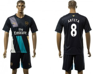 Camiseta nueva Arsenal 8# Away