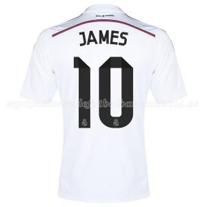 Camiseta nueva del Real Madrid 2014/2015 Equipacion James Primera
