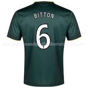 Camiseta nueva del Celtic 2014/2015 Equipacion Bitton Segunda